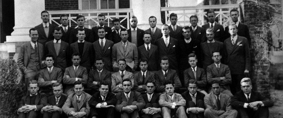 Delta Psi Early 20th Century